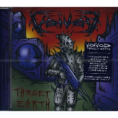 Vovoid - Target Earth (Limited Edition) (CD)