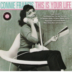 Connie Francis - This Is Your Life (CD)
