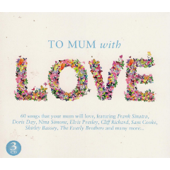 To Mum With Love - Various Artists (CD)