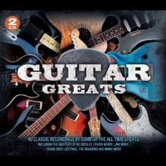 Guitar Greats - Various Artists (CD)