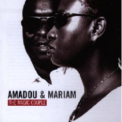 Amadou And Mariam - The Magic Couple (Best Of 1997-2002) (CD)