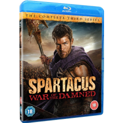 Spartacus: War Of The Damned (Import Blu-ray)