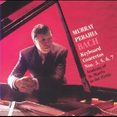 Murray Perahia - Keyboard Concertos Nos.3, 5, 6 & 7 (CD)