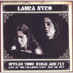 Nyro Laura – Spread Your Wings And Fly: Live At (CD)