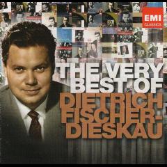 Dietrich Fischer-dieskau - Very Best Of Dietrich Fischer-Dieskau (CD)