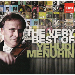 Menhuin Yehudi - Very Best Of Yehudi Menuhin (CD)