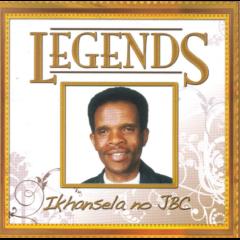Ikhansela No Jbc - Legends (CD)