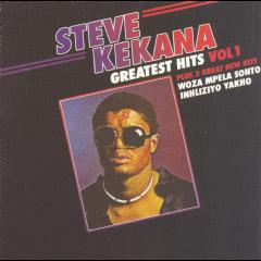 Kekana Steve - Greatest Hits - Vol.1 (CD)