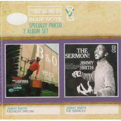 Smith Jimmy - Midnight Special / The Sermon (CD)