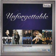 Unforgettable - Various Artists (CD)