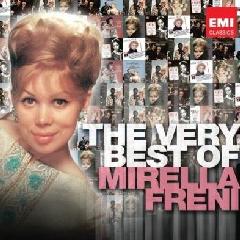 Freni Mirella - Very Best Of Mirella Freni (CD)