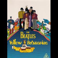 Yellow Submarine - (Region 1 Import DVD)