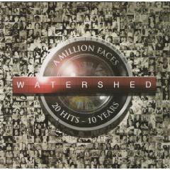 Watershed - A Million Faces: 20 Hits (CD)