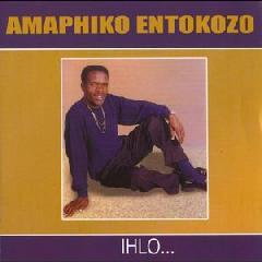 Amaphiko Entokozo - Ihlo...! (CD)