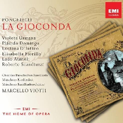 Opera Series:Ponchielli La Gioconda - (Import CD)