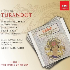 Opera Series:Puccini Turandot - (Import CD)