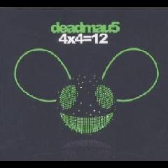 Deadmau5 - 4x4=12 (CD)