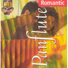 Romantic Panflute - Various Artists (CD)