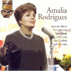 Rodrigues, Amalia - Amalia Rodrigues (CD)