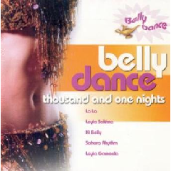 Bellydance - Thousand And One Nights - Various Artists (CD)