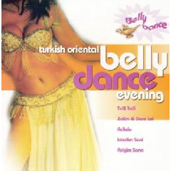 Bellydance - Evening - Various Artists (CD)