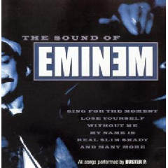 The Sound Of Eminem - Various Artists (CD)
