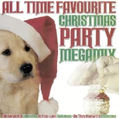 Christmas Party Megamix - Various Artists (CD)