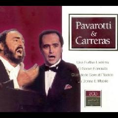 Pavarotti, Luciano / Jose Carreras - Pavarotti & Carreras (CD)