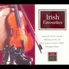 Irish Favourites - Various Artists (CD)