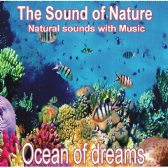 Sound Of Nature - Ocean Of Dreams - Various Artists (CD)