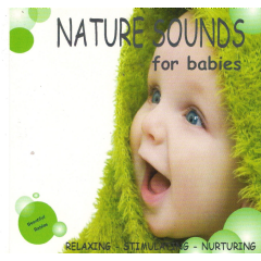 Nature Sounds For Babies - Various Artists (CD)