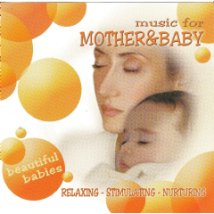 Children - Music For Mother & Baby (CD)