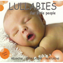 Lullabies For Little People - Various Artists (CD)
