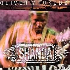 Oliver Mtukudzi - Shanda Soundtrack (CD)