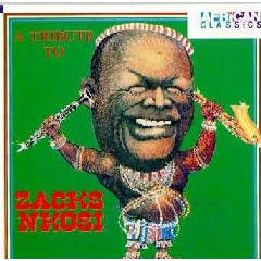 Zacks Nkosi - Tribute (CD)