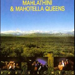 Mahlathini & The Mahotella Queens - Paris Soweto (CD)