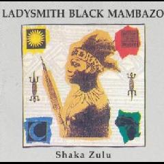 Ladysmith Black Mambazo - Shaka Zulu (CD)