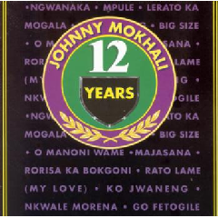 Johnny Mokhali - 12 Years Of Johnny Mokhali (CD)