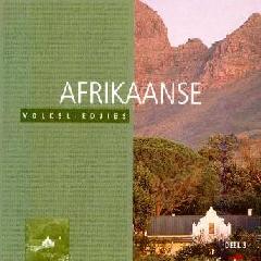 Afrikaanse Volksliedjies Vol 3 - Various Artists (CD)