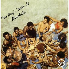 Hugh Masekela - The Boy's Doin' It (CD)