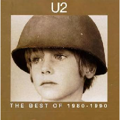 U2 - Best Of U2 1980-1990 (CD)