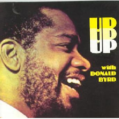 Donald Byrd - Up Up (CD)