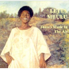 Letta Mbulu - There's Music In The Air (CD)