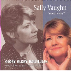 Sally Vaughn - Glory Glory Hallelujah (CD)