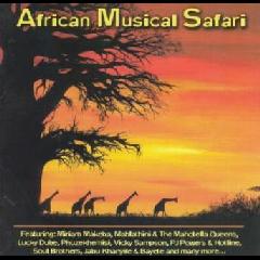 Various - South African Musical Safari (CD)