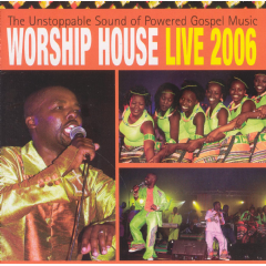 Worship House - Live 2006 (CD)