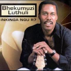 Bhekumuzi Luthuli - Inkinga Ngu R7 - Live At The Baseline (CD)