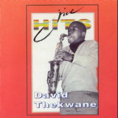 David Thekwane - Jive Hits (CD)