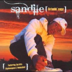 Sandile - Listening Copy (CD)