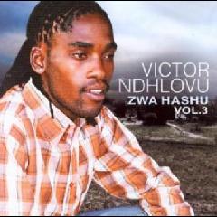 Victor Ndlovu - Zaahashu Vol.4 (CD)